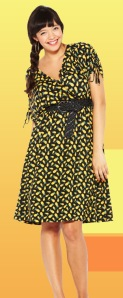 But this one I completely adore...I love the punchy yellow (my favorite color!!).
