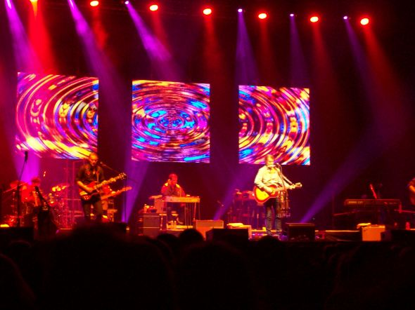 Blue Rodeo in Halifax