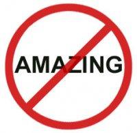 no amazing