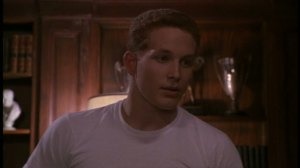...and where I met my future other husband, Cole Hauser.