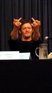 Norman finger 1