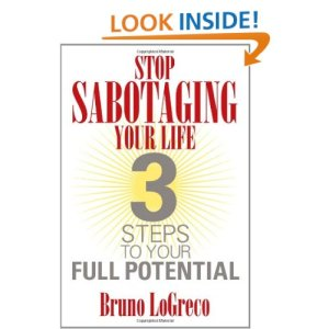 One of Bruno's books...*sigh* What could have been...