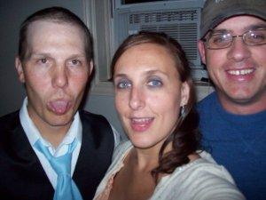 Sandy 2 guys & a girl