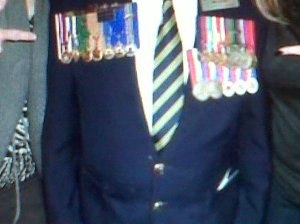 in December 2010 - and he's received more medals since then. <3