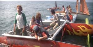 Jaws 2 - Sailing Sailing