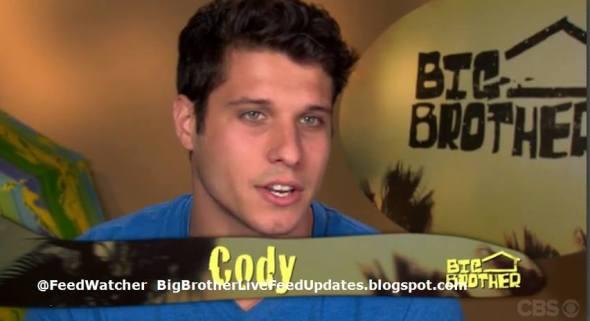 Cody - JOHN  TRAVOLTA'S POSSIBLE LOVE CHILD??????