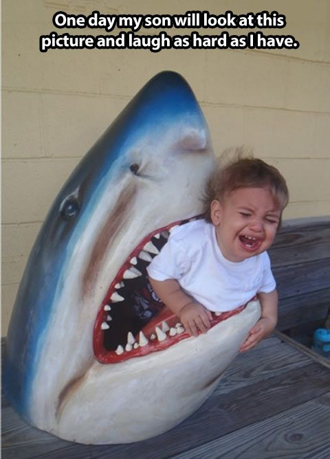SHARK WEEK FAIL