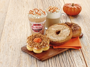 Pumpkin Ice Capp?  Uh, yes please!