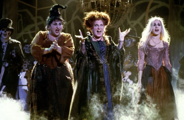 """It's just a little hocus pocus!"""