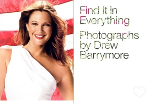 Find It in Everything by Drew Barrymore via Yahoo