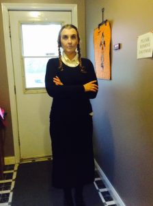 It's me, Wednesday Addams