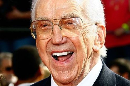 Entertainer Ed McMahon (March 6, 1923  June 23, 2009).