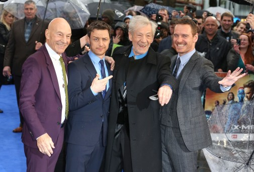 """X-Men: Days Of Future Past"" - UK Premiere - Red Carpet Arrivals"