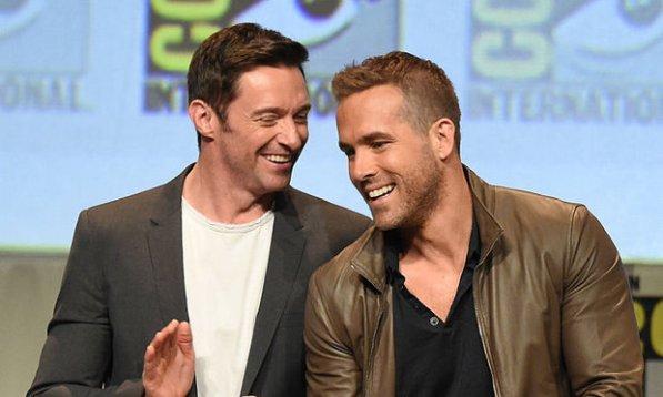 Hugh and Ryan