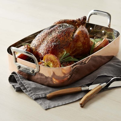 williams-sonoma-professional-copper-roaster-with-rack-o